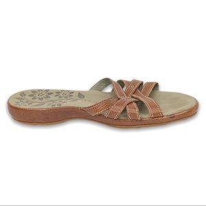 Keen City of Palms Slide Sandal Size 5.5